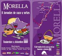 II Jornadas de Caza y Setas en Morella