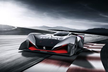 Hasta 10.000 RPM y 750 CV para este prototipo de Peugeot, sólo en Gran Turismo Sport