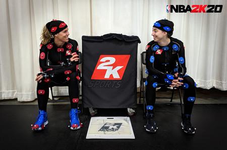 NBA 2K20 - WNBA