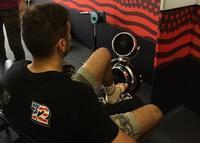 Superbikes Australia 2015: Niccolò Canepa, posible rotura de un tendón del tobillo izquierdo