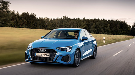 Audi A3 Sedán 2021, a detalle en 123 fotos: así es la nueva generación que llegará a México el próximo año