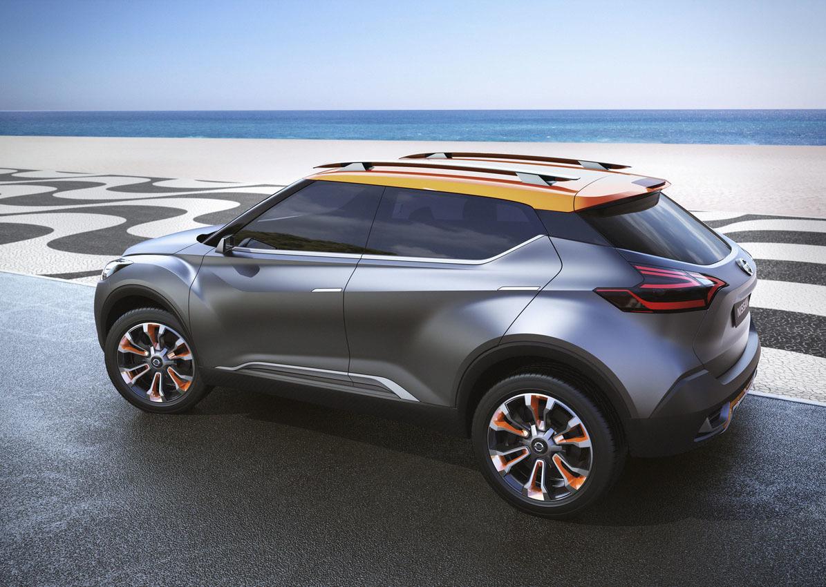 Foto de Nissan Kicks Concept (4/26)
