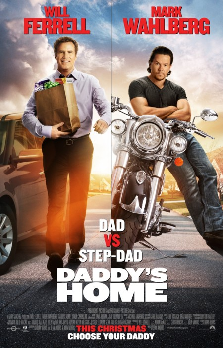 Daddys Home Poster 1