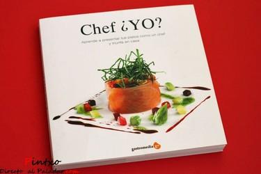 El libro, Chef ¿yo?
