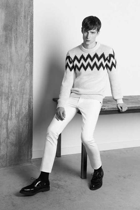 Zara: lookbook noviembre 2014