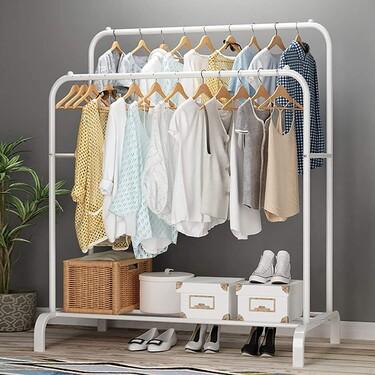 Orden en casa: Los 11 artículos de almacenaje de ropa y de armario más vendidos de Amazon