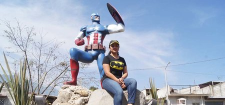 En un municipio de Veracruz gastaron 360 mil pesos para crear un parque temático con héroes de Marvel y DC Comics