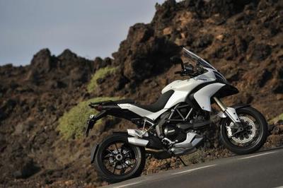 La Ducati Multistrada 1200 pasará menos por el taller