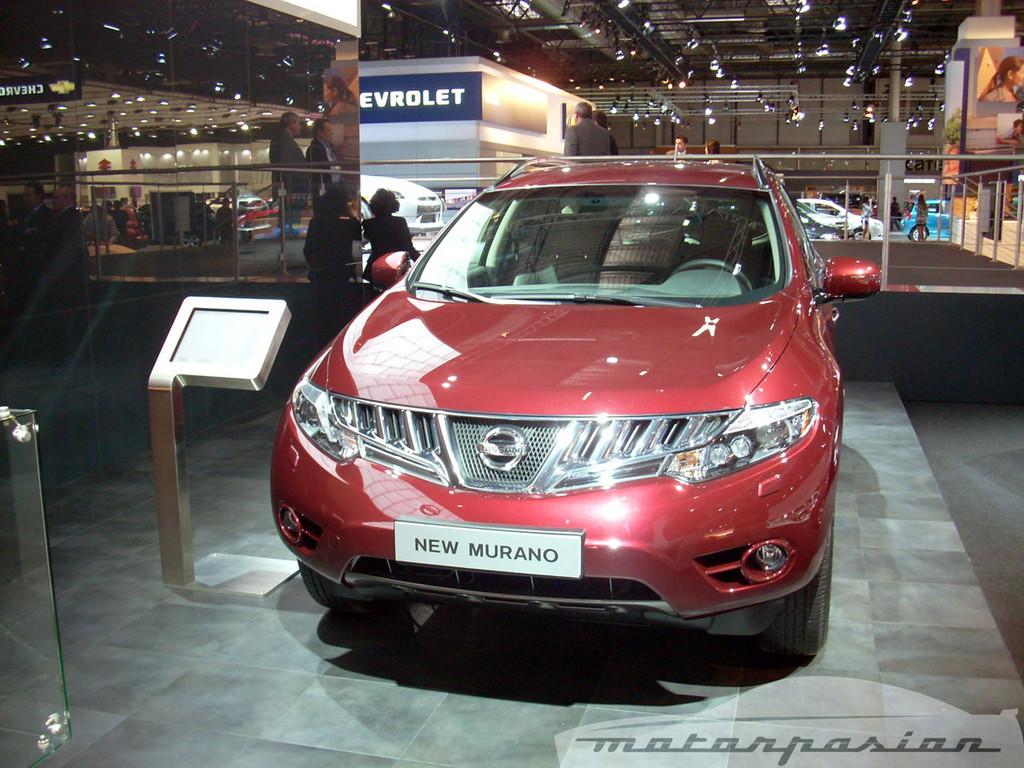 Foto de Nissan en el Salón de Madrid (9/32)