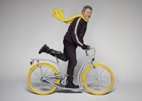 Pibal: ni bicicleta, ni patinete, sino todo lo contrario