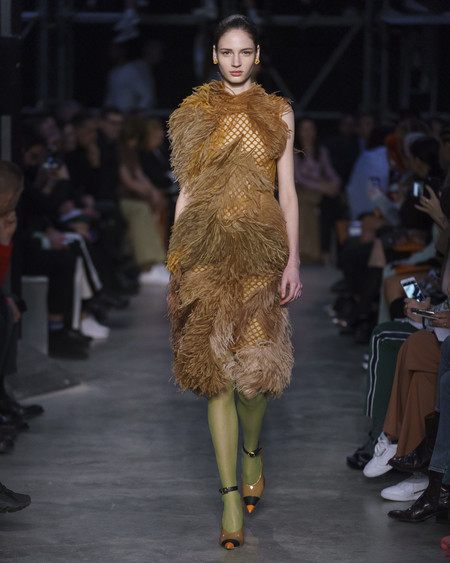 Burberry Autumn Winter 2019 Collection Look 85