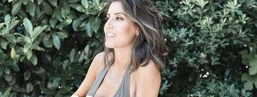 Ana Boyer confirma que el bañador con cinturón es el más elegante de la temporada: cuatro diferentes para emular su look