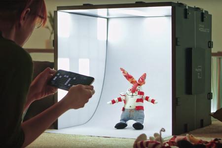 Photon: un concepto llamativo que cambiará cómo vemos las cajas de luz de producto