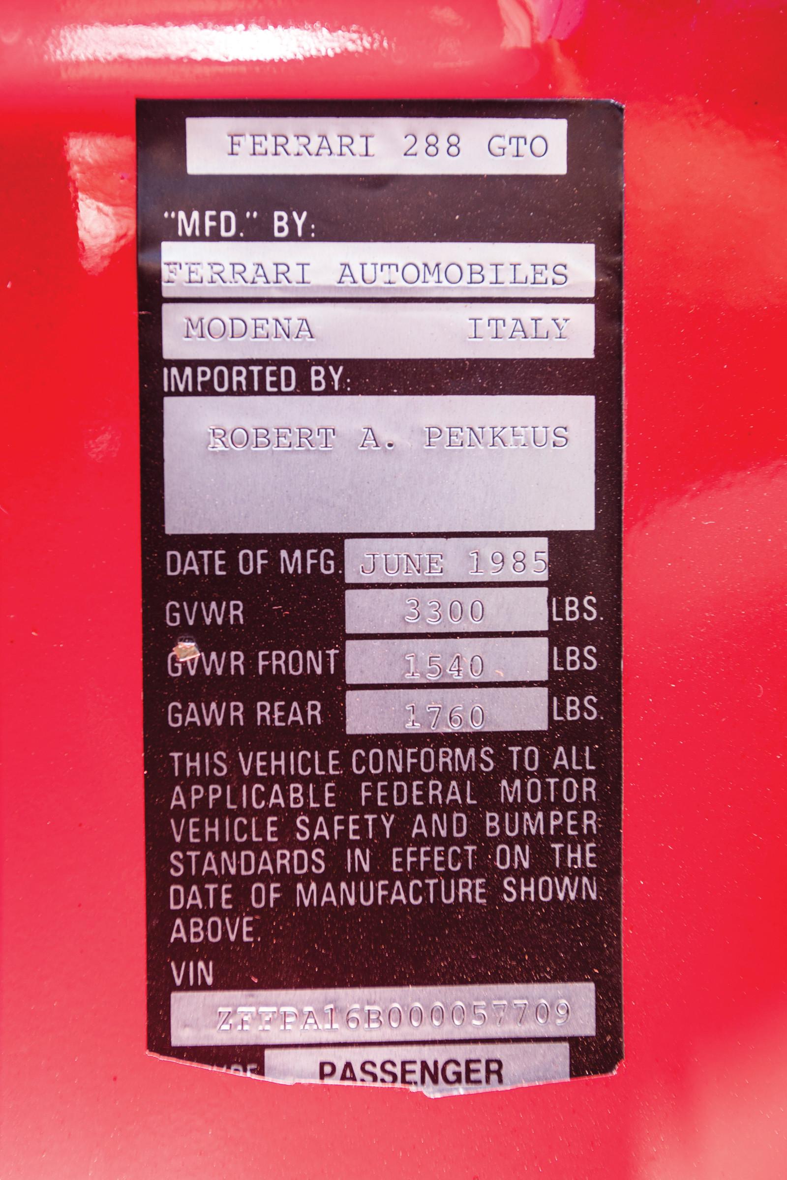 Foto de Ferrari 288 GTO en venta (14/16)