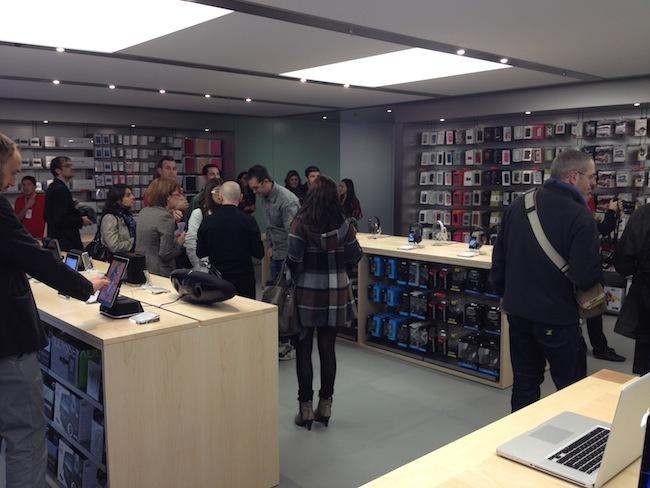 Foto de Apple Store Calle Colón (Valencia) (25/90)