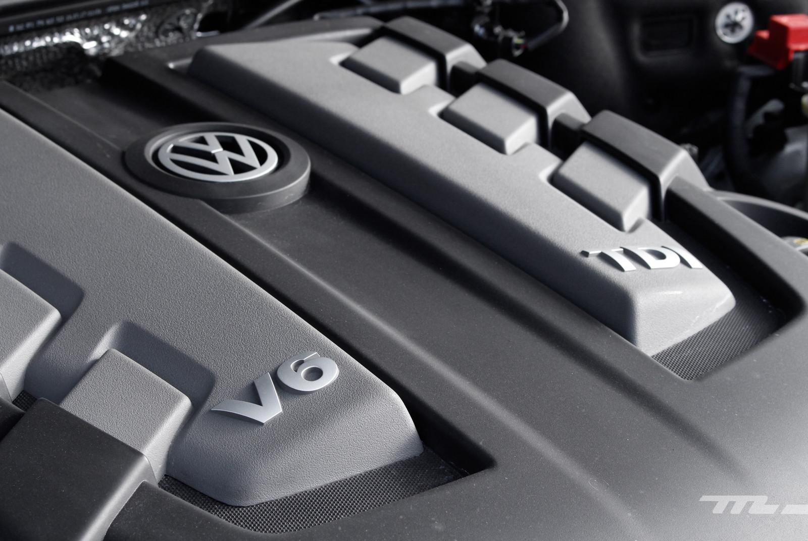 Foto de Volkswagen Touareg TDI Wolfsburg Edition (15/16)