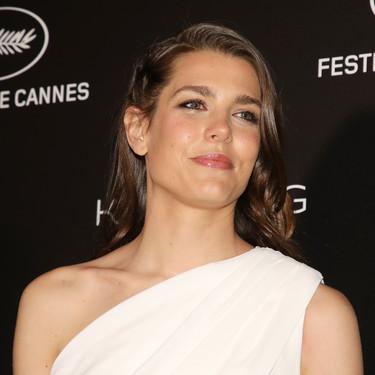 Carlota Casiraghi estrena cambio de look para la vuelta al cole