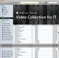 Screencasts de Apple para profesionales