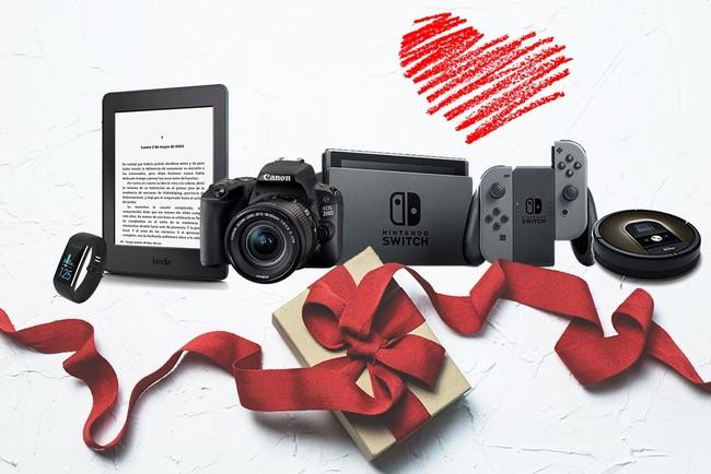 Regalos de San Valentín:  13 ofertas y oportunidades de tecnología para ella y para él