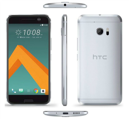 Render del HTC 10