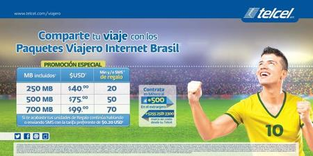 Plan de Renta Telcel Brasil