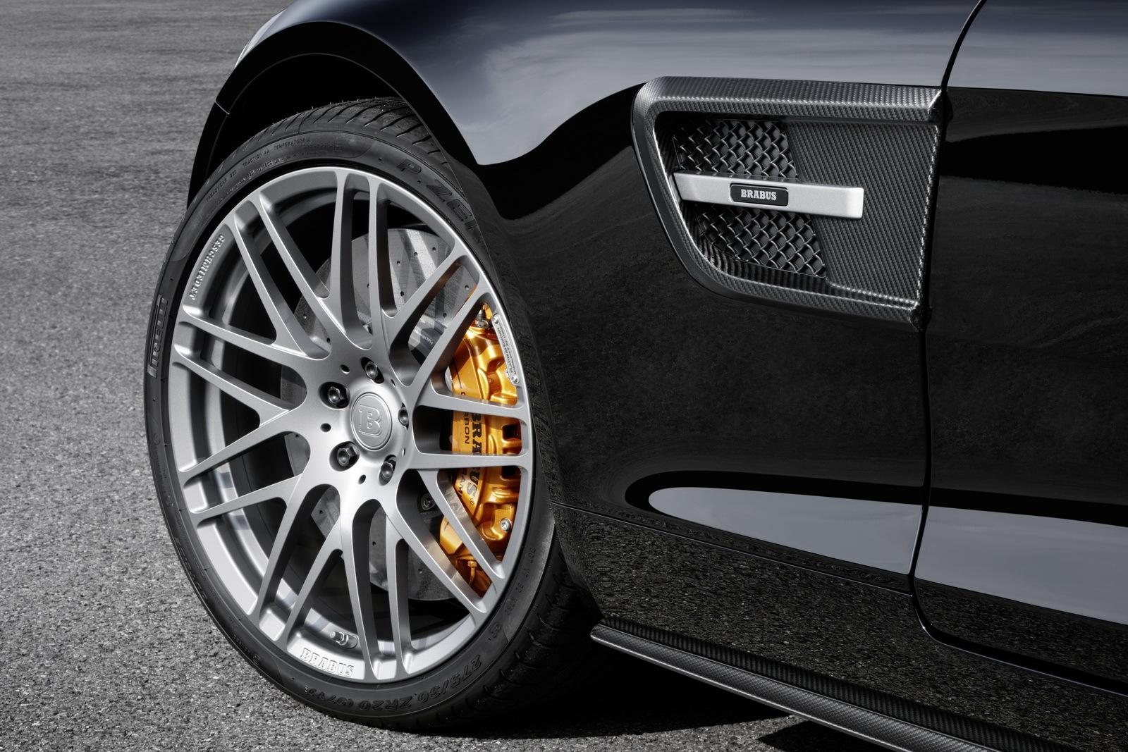 Foto de Brabus Mercedes-AMG GT S (16/38)