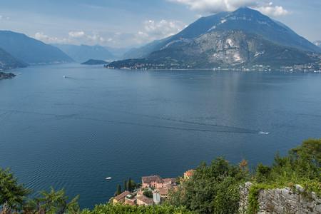 El castillo de Vezio: un mirador privilegiado al lago de Como