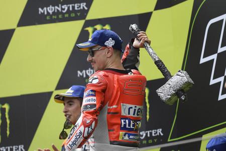 Jorge Lorenzo Motogp Catalunya 2018 2