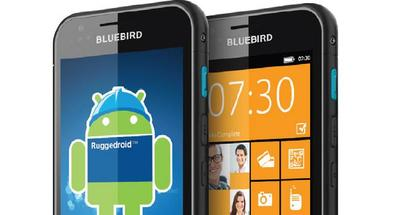 Bluebird BM180, un smartphone que integrará Android y Windows Phone