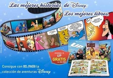 Colección de libros ilustrados de Disney