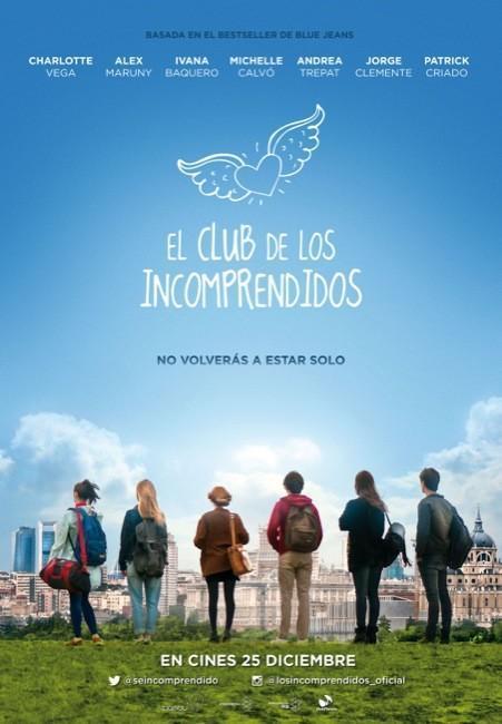 El Club De Los Incomprendidos Es La Película Que Adapta La Novela Buenos Días Princesa De Blue Jeans