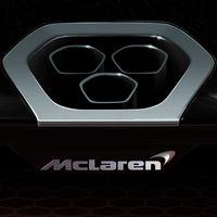 McLaren mostró el primer teaser de su próximo modelo de la Utlimate Series, el P15
