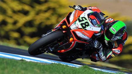 Superbikes Phillip Island 2013: Eugene Laverty vence e iguala la batalla con Sylvain Guintoli
