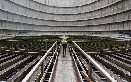 De central térmica a reclamo turístico: la lúgubre y asombrosa perspectiva desde los interiores de una central térmica abandonada