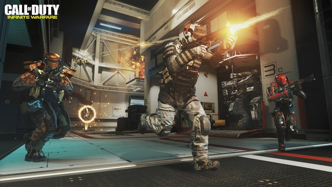 Call Of Duty Infinite Warfare Multijugador