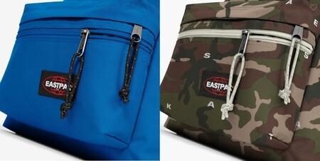 Chollos en mochilas y riñoneras Eastpak en Sprinter con mochilas desde 14,99 euros y riñoneras desde 11,99 euros