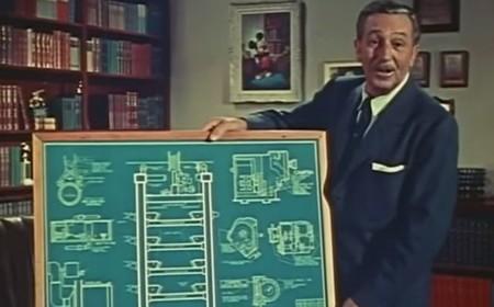 La alucinante cámara multiplano de Walt Disney es un prodigio de la animación 3D creado en 1957