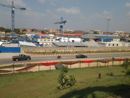 Harbor Layout Onitsha