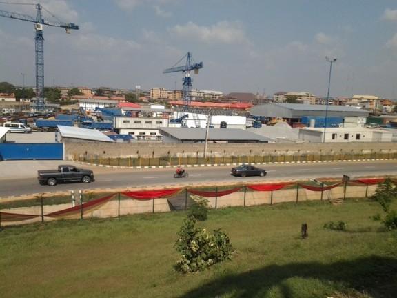 Harbor Layout Onitsha