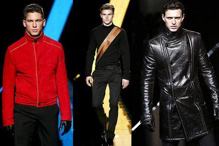 Versace en la Semana de la Moda de Milán Masculina