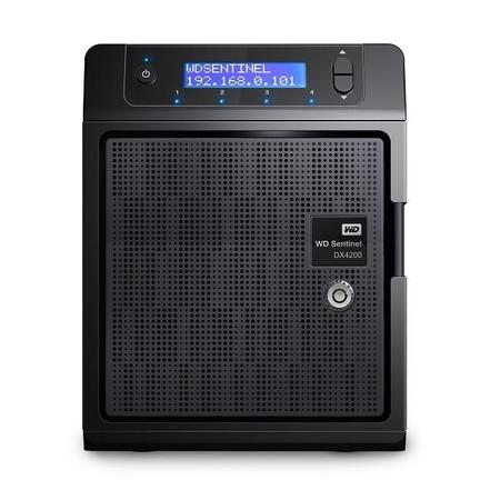 Wd Sentinel Dx 4200 Frontal