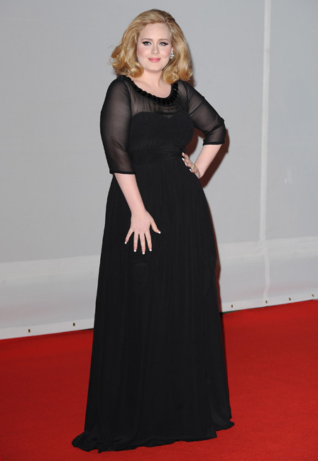 Los Brit Awards 2012: Música, celebrities y muchos modelitos