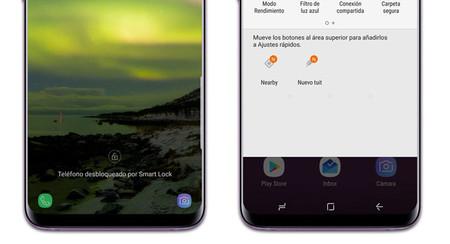 Samsung prepara nuevos gestos para que puedas prescindir de la barra de navegación