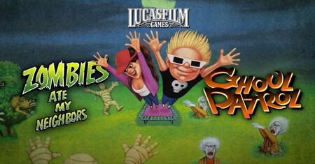 Doble ración retro de Lucasfilm Games: DotEmu rescatará Zombies Ate My Neighbors con su secuela Ghoul Patrol [actualizado]