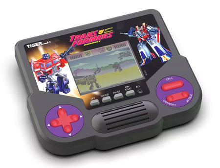 Tiger Electronics Transformers