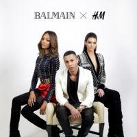 La colección Balmain X H&M incluirá también un perfume