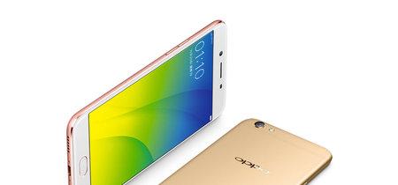 Los Oppo R9S y R9S Plus ya son oficiales: adiós pantallas pequeñas y hola 6 GB de RAM