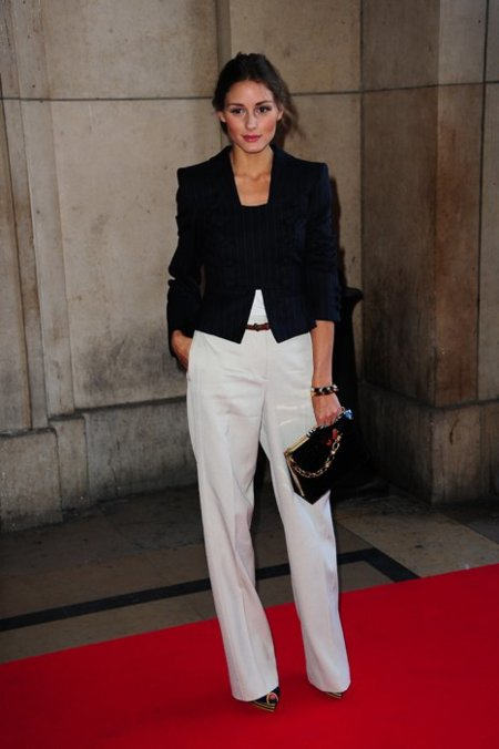 Front-row Giorgio Armani Haute Couture, ¿dónde está Charlene?