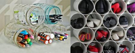 11 trucos geniales para organizar nuestras cosas