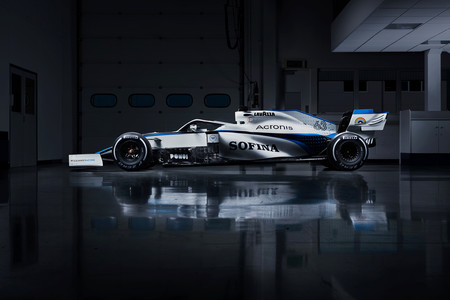 Williams F1 2020 2
